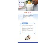 Crème au coco